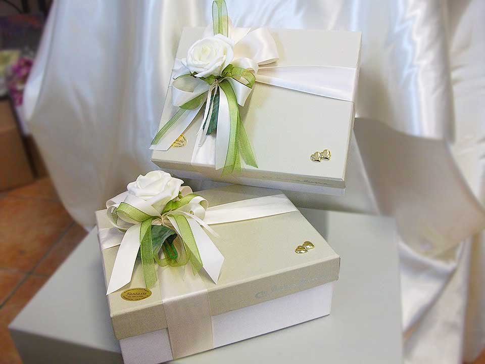 Favori Confezioni Bomboniere Matrimonio | Amazoniaflowers ST85